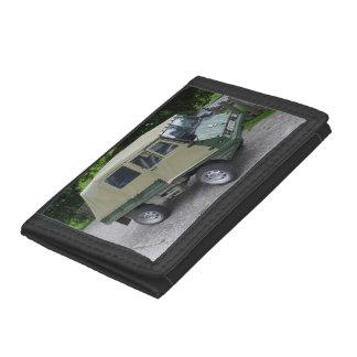 Steyr Puch Haflinger Tri-fold Wallet