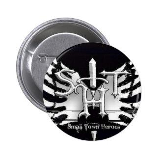 STH pic copy, STH Emblem copy 6 Cm Round Badge