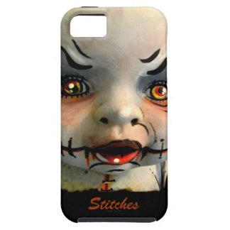 Stiches Tough iPhone 5 Case