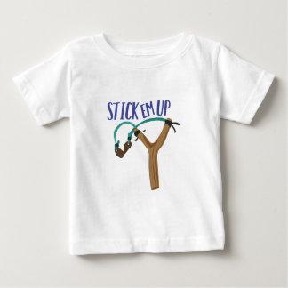 Stick Em Up Baby T-Shirt