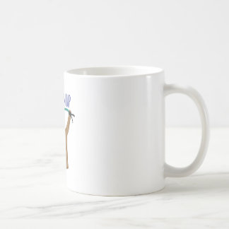 Stick Em Up Coffee Mug