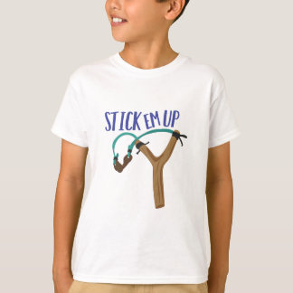 Stick Em Up T-Shirt