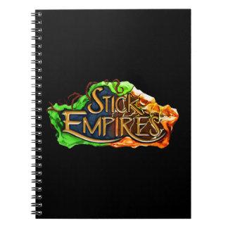 Stick Empires Notebook