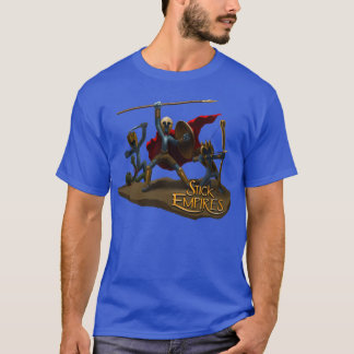 Stick Empires - Order T-Shirt