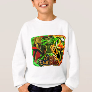 Stick Empires - The 3 Empires Sweatshirt