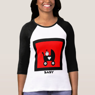 Stick Family Baby T-Shirt