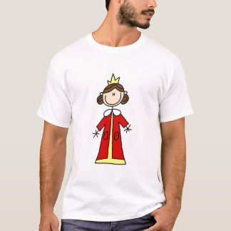 Stick Figure Queen Tshirts and Gifts