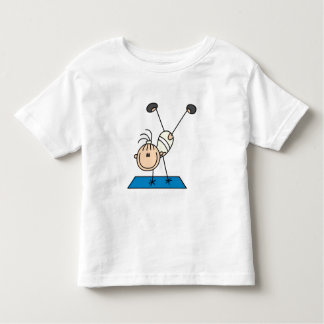 Stick Girl Doing Flips Tshirts and Gifts