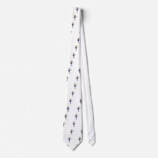 Stick Girl Tie