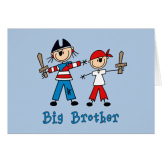 Stick Pirates Big Brother Card