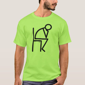 Stick Thinker T-Shirt