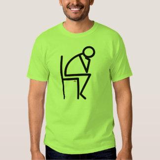 Stick Thinker Tee Shirts