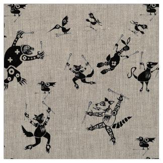 Stickball Cherokee Large Fabric