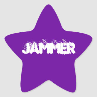 Sticker 20-Pack: Jammer