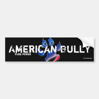 Sticker American Bully Bumper Stickers
