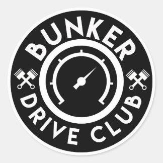 Sticker Bunker Drive Club