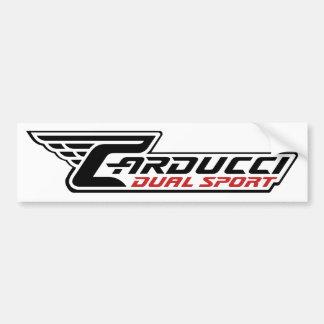Sticker! Carducci Dual Sport Bumper Sticker