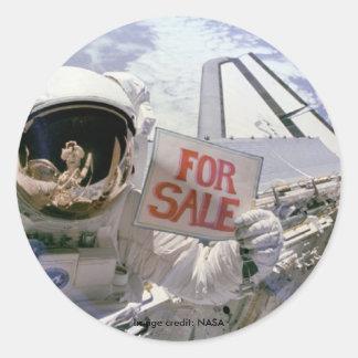 Sticker / Dud Satelite For Sale