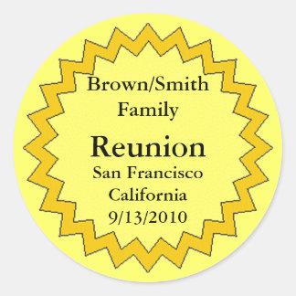 Sticker - Family Reunion Medallion