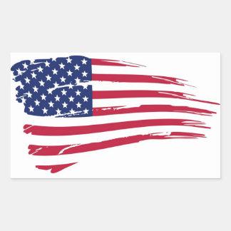 Sticker Flag the USA - M1