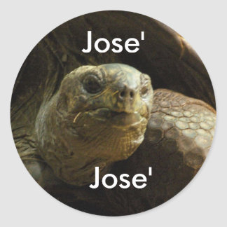 sticker for name:, Jose'