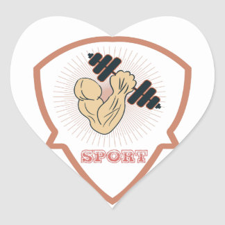 sticker for those who love the sport!