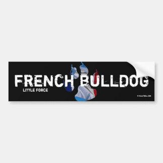 Sticker French Bulldog Bumper Sticker