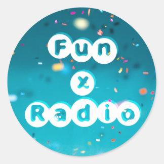 Sticker FunXRadio