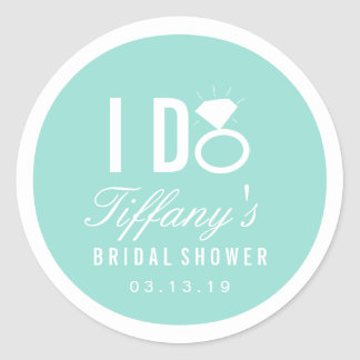 Sticker - I DO Bridal Shower