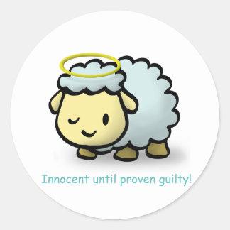 Sticker - Innocent!