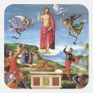 Sticker: Kinnaird Resurrection