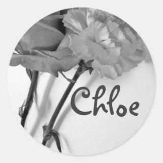 sticker name: Chloe