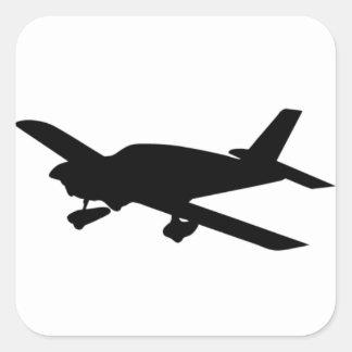 Sticker plane