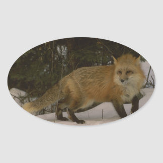 Stickers for you to create your own project- a Fox
