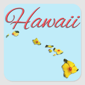 Stickers - HAWAII