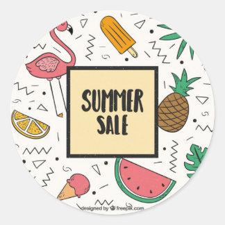 stickers summer sale