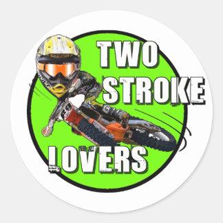 Stickers (TwoStrokeLovers logo)