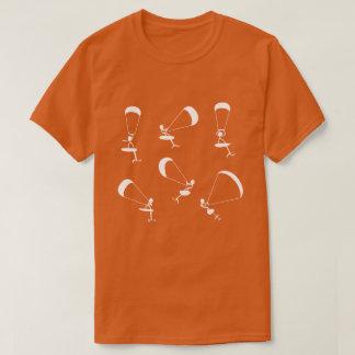 stickfigure_11_foil_5WH T-Shirt
