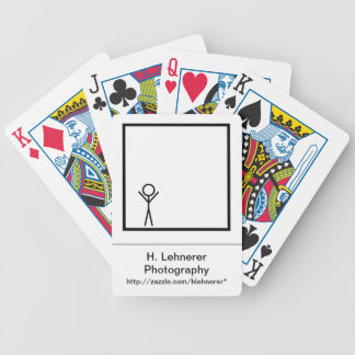 Stickman Playing Cards