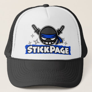 StickPage Ninja Trucker Hat