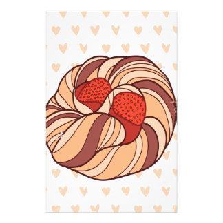 Sticky Bun Day - Appreciation Day Stationery