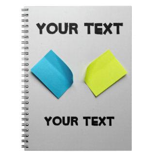 Sticky Note Notebooks