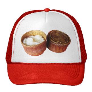 Sticky Rice [Khao Niao] Thai Lao Food Trucker Hats