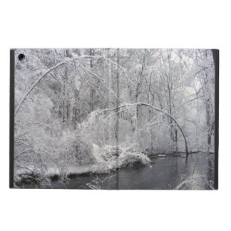 Sticky Snow ~ iPad Air Covers