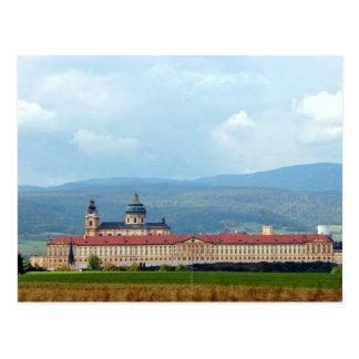 Stift Melk, Austria Postcard