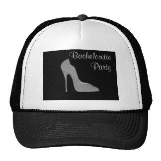 Stiletto- Bachelorette, Party Cap