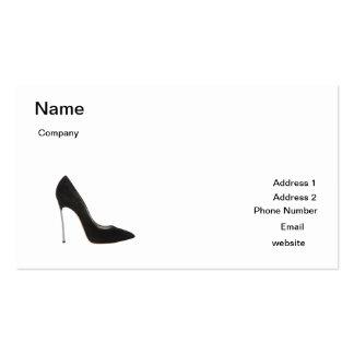 Stiletto Business Card