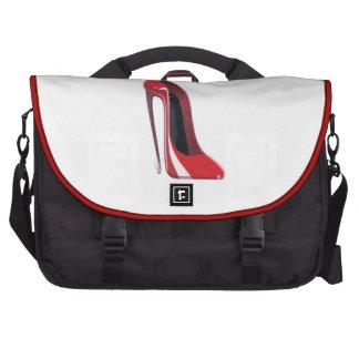 Stiletto Shoe Art Rickshaw Bags Bag For Laptop