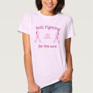 """Still Fighting"" Womens Shirt"