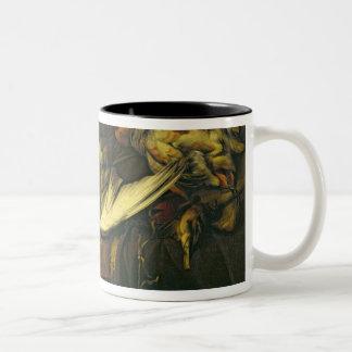 Still Life, 1663 Two-Tone Coffee Mug